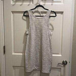 Chaser White Dress
